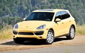 Porsche Cayenne Redesign - 2012 porsche cayenne s hybrid editors u0027 notebook automobile