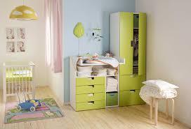 chambre de bébé ikea meuble de rangement chambre inspirations et enchanteur décoration