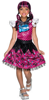 Monster High Halloween Pictures by Monster High Draculaura Child Costume Buycostumes Com