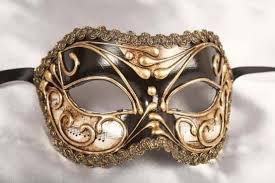 mens venetian mask gold mens luxury half venetian mask just posh