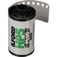 ilford hp5 plus black and white negative film 1574577 b u0026h photo