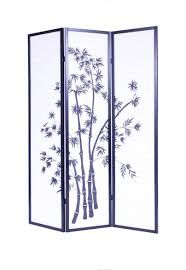 amazon com roundhill furniture 3 panel oriental shoji room