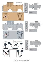 pin by kasia z on koty i inne pinterest paper toys toy and craft