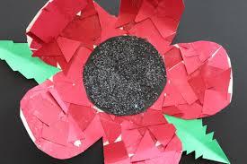 origami poppy images craft decoration ideas