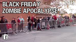 thanksgiving and black friday 2014 black friday zombie apocalypse by mark dice bullhorning