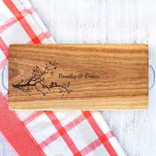 personalised cutting board personalised birds serving board personalised chopping boards
