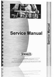 ford 460 engine service manual jensales ag products amazon com