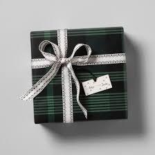 gray ribbon fabric ribbon 1 x 5 yards black hearth with