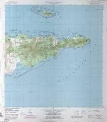 Map Request U S Virgin Islands Topographic Maps Perry Castañeda Map