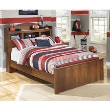 Zayley Full Bookcase Bed Kids Bedroom At Nations Furniture