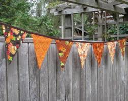 thanksgiving bunting etsy
