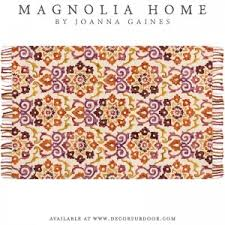 magnolia home by joanna gaines rugs accent pillows