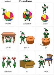 prepositions printable worksheets funnycrafts