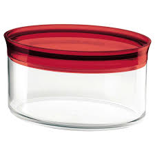 guzzini latina spaghetti storage oval jar canisters kitchen coffee