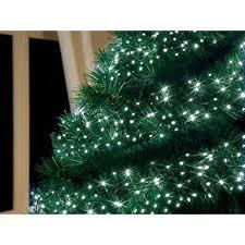 premier 480 multi white led cluster festive lights