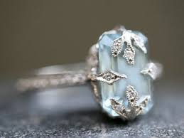 gemstone wedding rings 25 best gemstone engagement rings ideas on colored