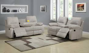 Leather Reclining Living Room Sets Living Room Leather Sofa And Recliner Set With Regard To
