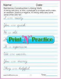 types of verbs 64 kinds of verbs worksheets