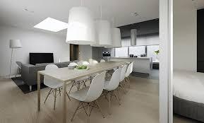 Modern Minimalist Flat Interior Design - Minimalist modern interior design