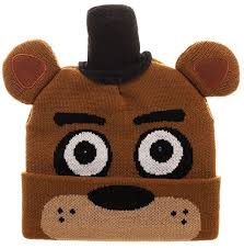 beanie with led lights five nights at freddys five nights at freddys beanie with led lights