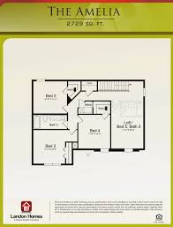 landon homes featuring the amelia floor plan this home is