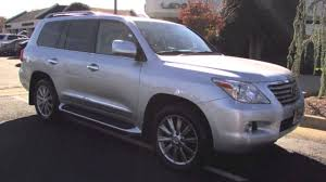 lexus body shop richmond va 2011 lexus lx 570 luxury package in richmond va 15p415 youtube