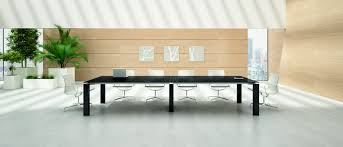Black Boardroom Table Black Boardroom Table With Office Furniture Boardroom Tables