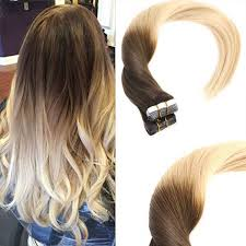 ombre extensions in extensions human hair 20pcs 50g ombre brown to 4