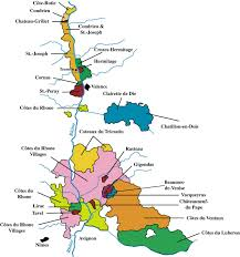 Map Of France Wine Regions
