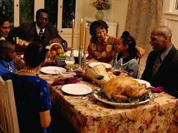 ditching family thanksgiving dinner this year