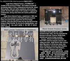wholesale in marble black granite fireplace hearth slab stone