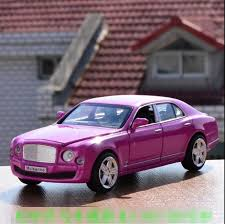 purple bentley mulsanne candice guo alloy car model diecasts toy vehicles bentley mulsanne
