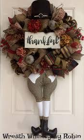 thanksgiving deco 50 best fall wreaths images on pinterest front door wreaths