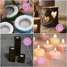 roundup 11 creative diy tea light holder projects curbly