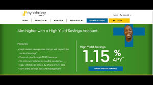 synchrony bank 1 15 apy youtube