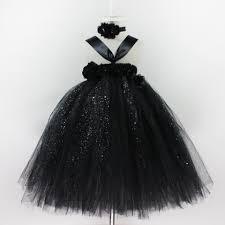 online get cheap girls party dress black rose aliexpress com
