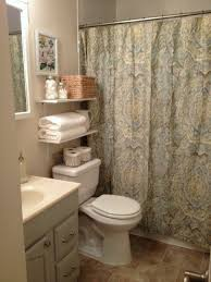 bathroom built in bathroom shelving ideas metal knob above