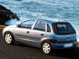 opel corsa 5 doors partsopen