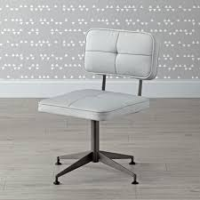 Desk And Chair For Kids by Aqua Tufted Desk Chair The Land Of Nod