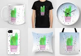 Cool Mug Designs by Cactus Cactis Kaktusas Mug Tee Shirt Fashion Apparel Sweather