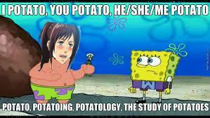 Potato Girl Meme - sasha the potato girl by stingeucliffe meme center