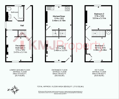 Apsley House Floor Plan Apsley Street Rusthall Tunbridge Wells Kmj Property Estate Agent