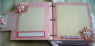 baby girl scrapbook album imagen de album and scrapbooking scrapbooking