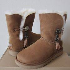 womens ugg desert boots suede s combat boots us size 8 ebay
