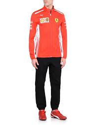 ferrari clothing men ferrari men s coats and jackets official ferrari store