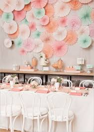 kitchen tea theme ideas pretty pastels will always be a great color scheme for a bridal