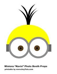 free printable minion goggles drinking cups cub scouts