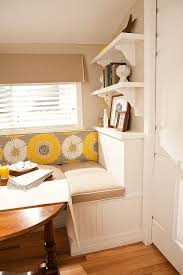 the simple item to beautify the kitchen is kitchen nook