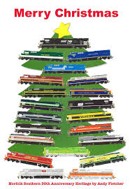 10 best trains art by a fletcher merry christmas images on