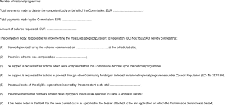 Reference Provided Upon Request Eur Lex 32006r1737 En Eur Lex